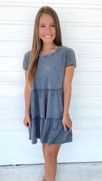 Grey Street Tunic Dress