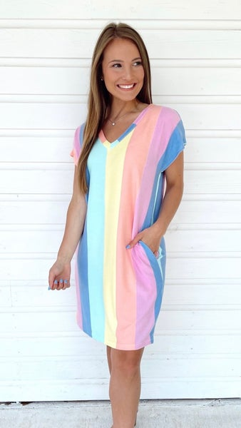Over the Rainbow Dress