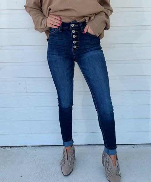 Delta Denim Skinnies
