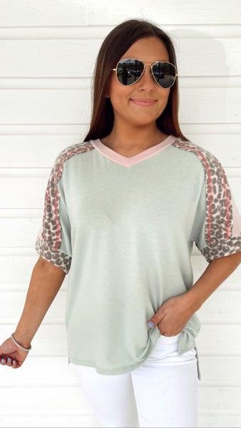 Sadie Sage Short Sleeve Top