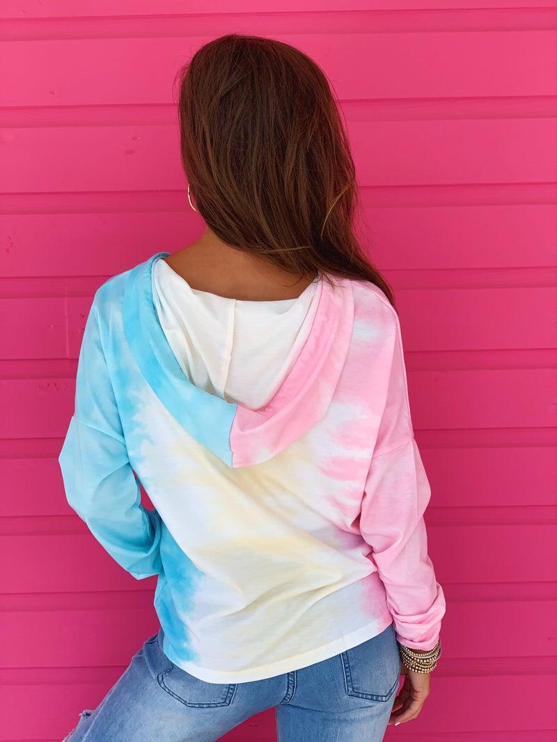 Kendall Tie Dye Hoodie