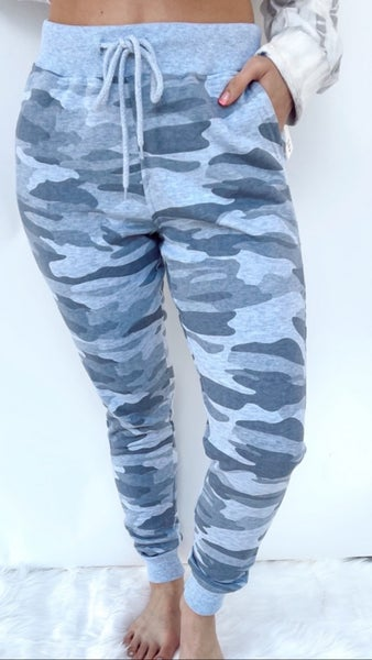 Crazy About Camo Joggers