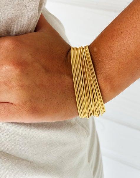 Bella Bracelets- Gold