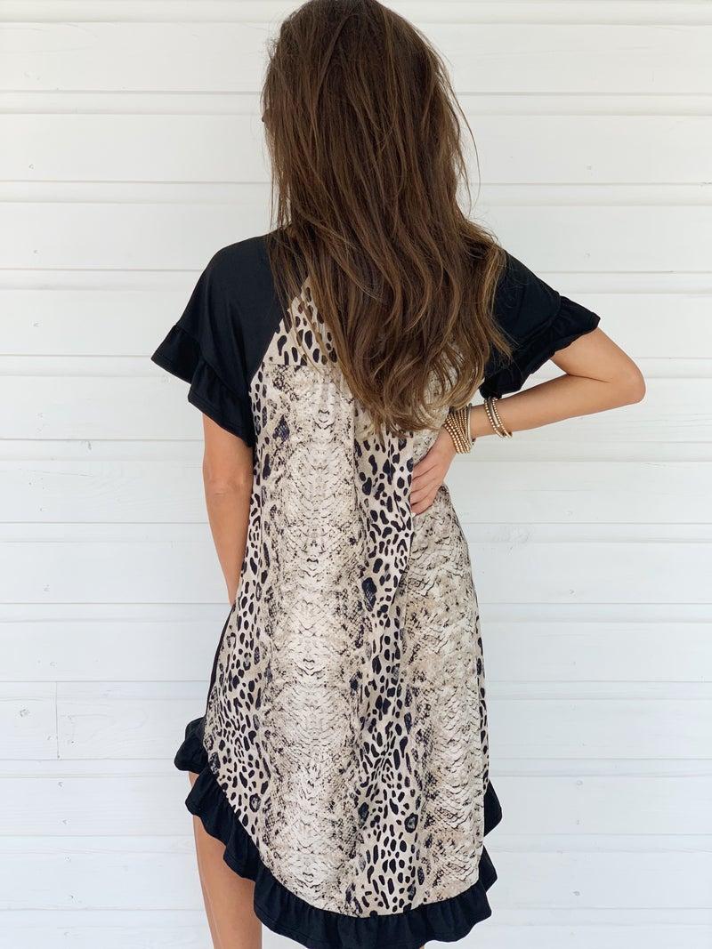 Emerson Black Dress