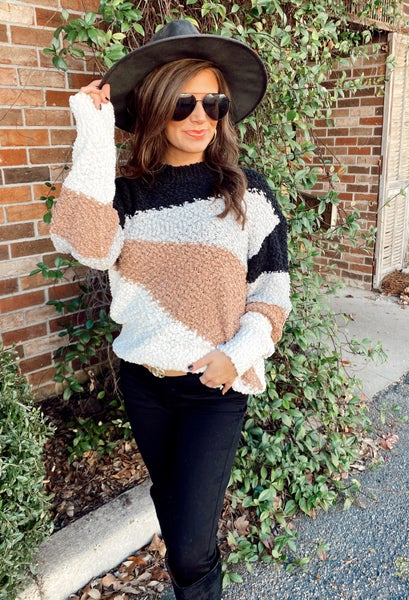 The Perfect Fall Day Sweater