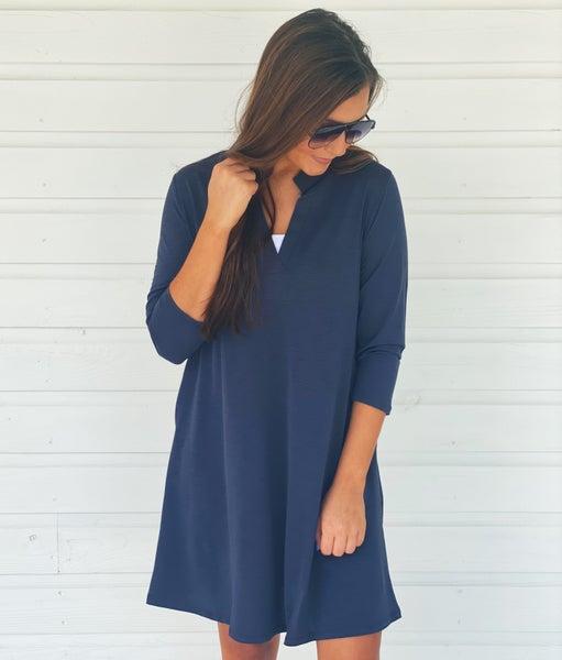 Ash Grey Dress