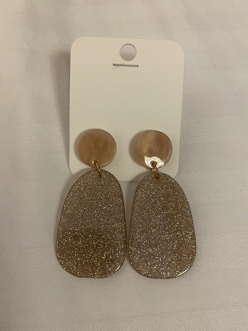 Resin Party Earrings