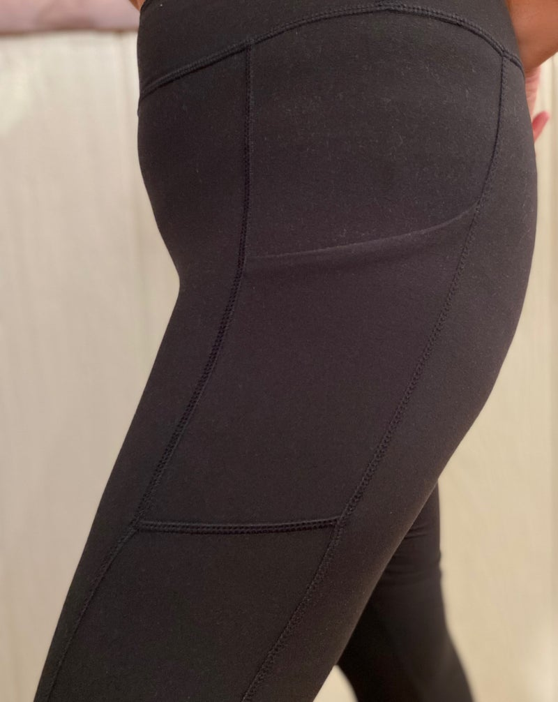 Butter Leggings with Pockets