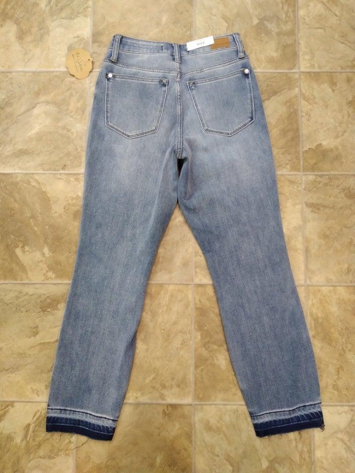 Judy Ble Thermaskin Boyfriend Jeans
