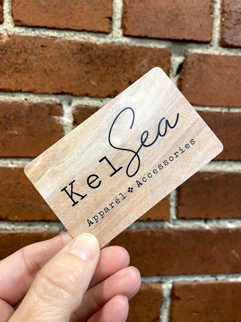 KelSea Gift Card *Final Sale*