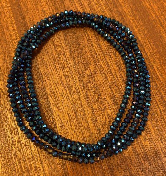 Stretchy Beaded Necklace