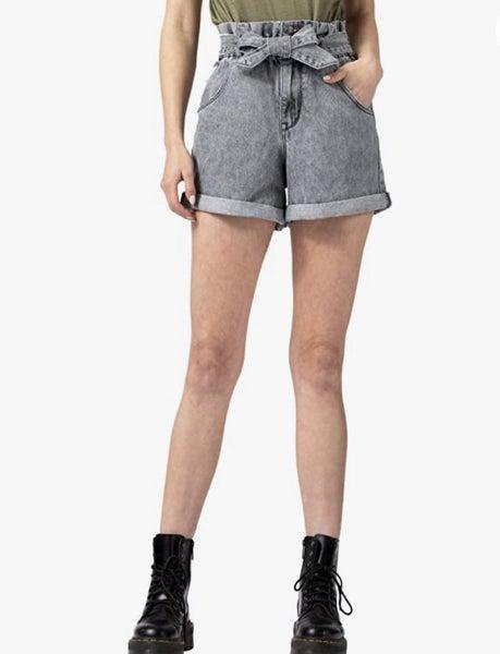 Vervet - High Rise Mom Shorts