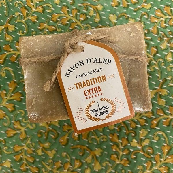 Marseille Soap Company -  Savon D'Alep Tradition Soap