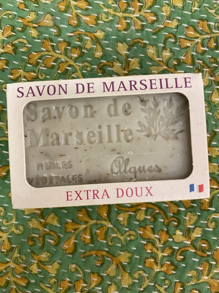 Marseille Soap Company - Algues Seaweed Soap