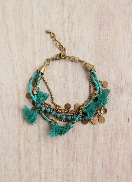 Belly Dancer Bracelet - 3 Colors