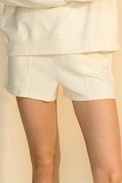 HYFVE - Acid Wash Seam Front Shorts - 5 Colors