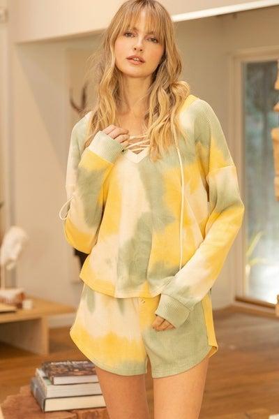 Adelyn Tie Dye Sweats Set