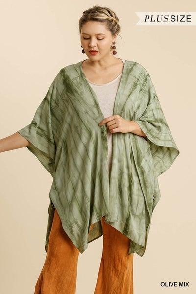 Umgee - Open Front Kimono