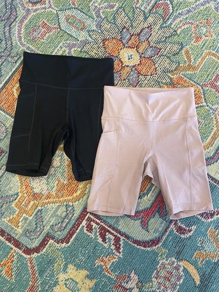 Mono B - Side Pocket Biker Shorts - 2 Colors