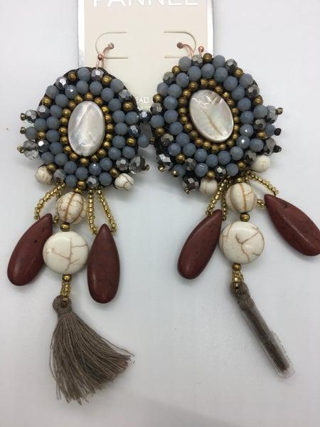 Boho Tassel Earring