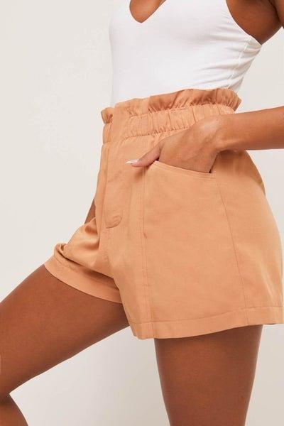 Lush - Elastic Band Shorts