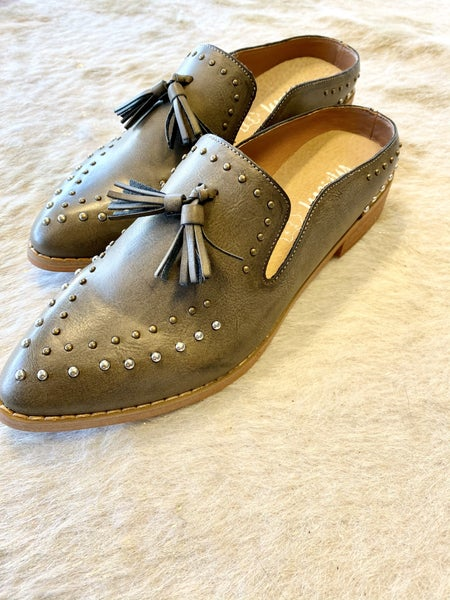 Studded Slide Shoe