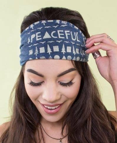 Peaceful Boho Headband