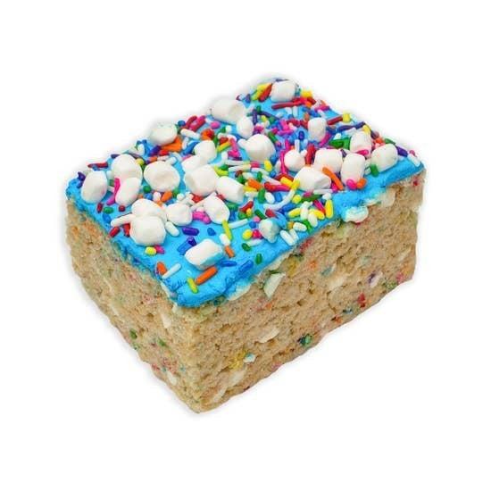 Treat House - Jumbo Rice Krispy Treat - 7 Flavors