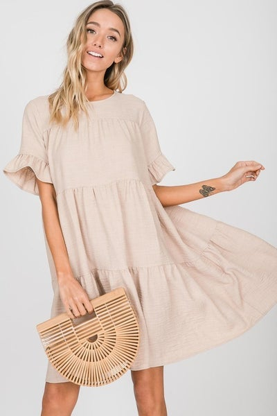 Hailey & Co - Baby Doll Drees