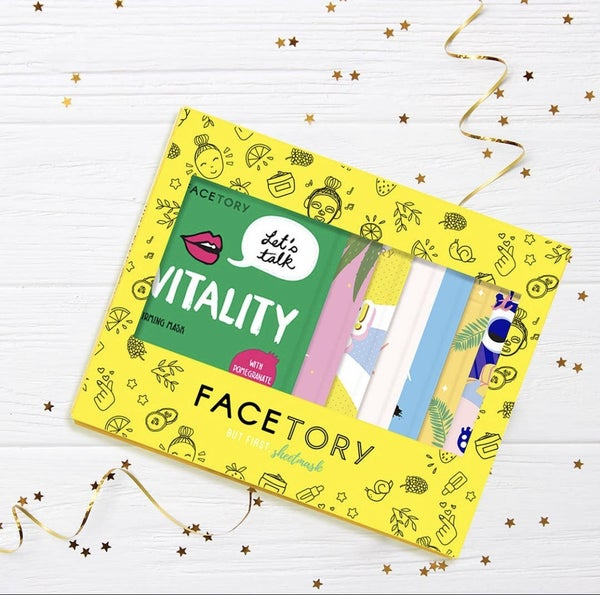 FaceTory - 7 Days of Masking Gift Set