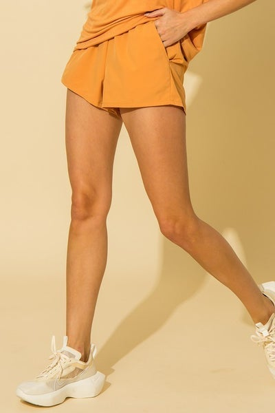 HYFVE - High Waist Lightweight Short