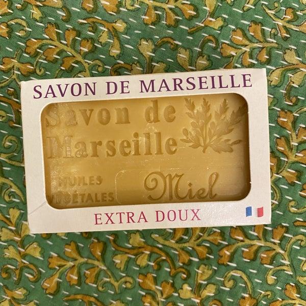 Marseille Soap Company - Miel Honey Soap