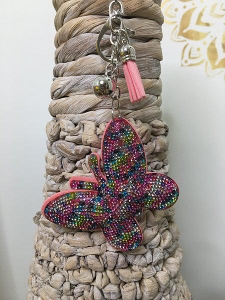 Butterfly Shape Key Chain - TLC