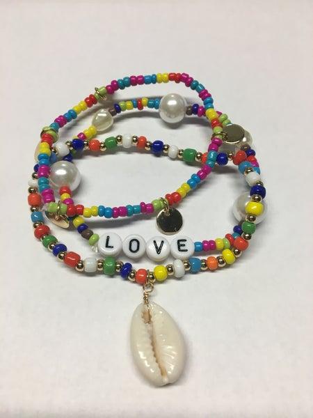 Love Seed Bead Set - TLC