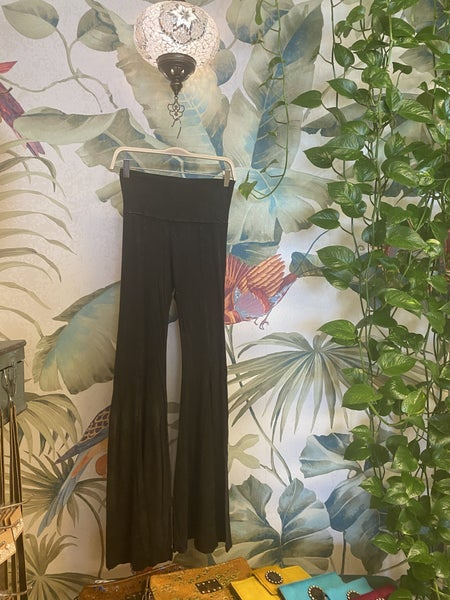 T Party - Mineral Print Comfy Flare Pant