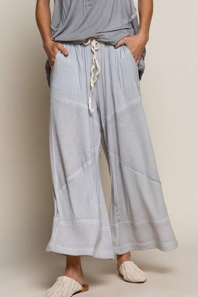 POL - Loosefit Culotte Pants