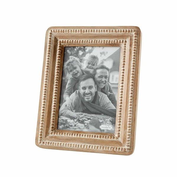Beaded Reclaimed Frame 5x7 LG