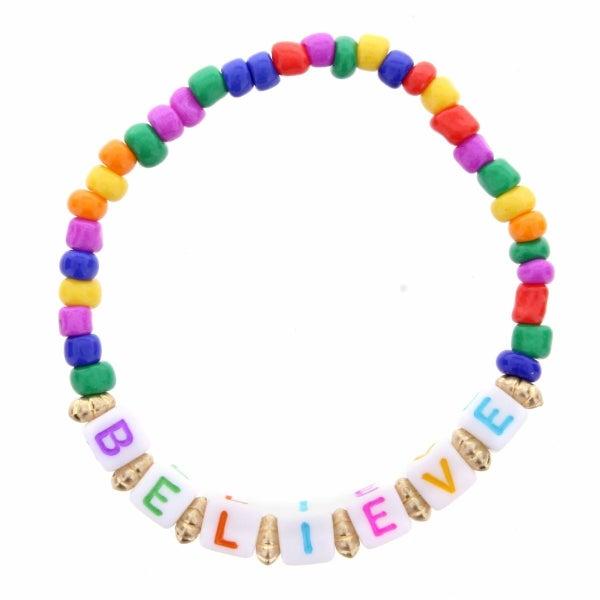 All Spelled Out bracelets