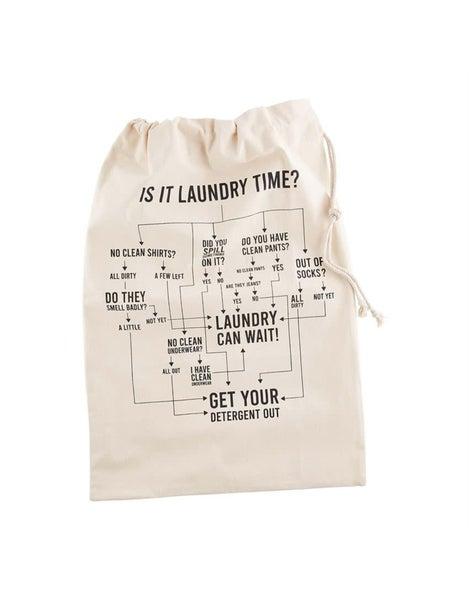 Instruction Laundry Tote