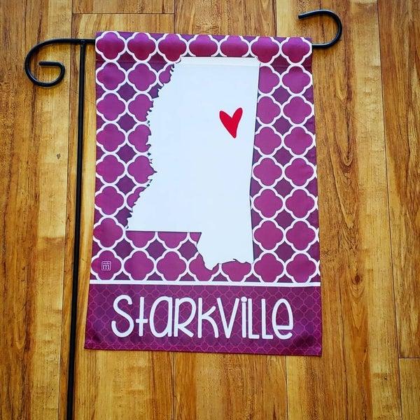 Starkville Flag