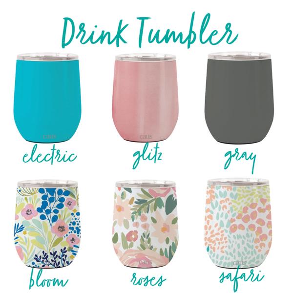 CAUS Drink Tumbler
