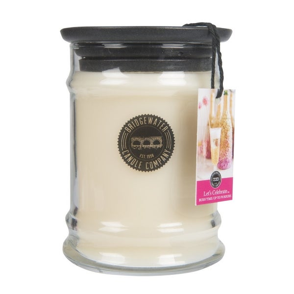 Small Bridgewater Jar Candle