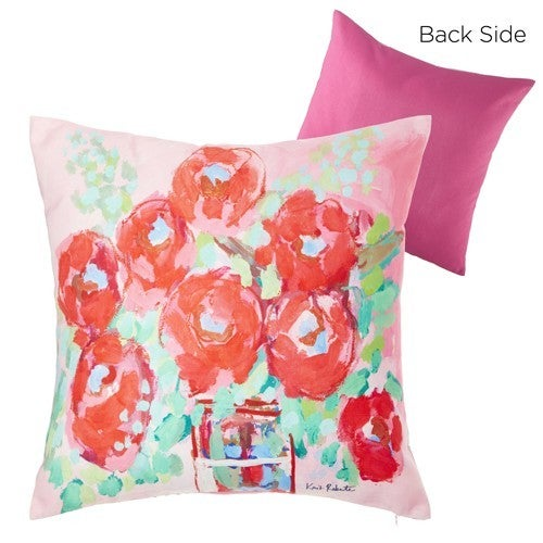 Love to Bloom Pillow