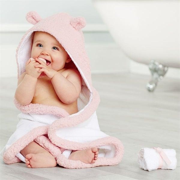 Baby bath time set