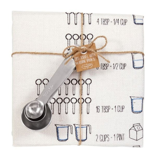 Spoon Towel Set