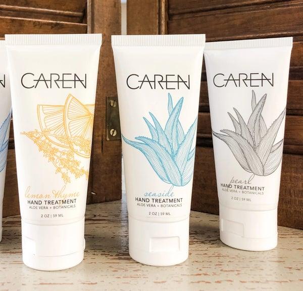 4oz Caren Hand Treatment
