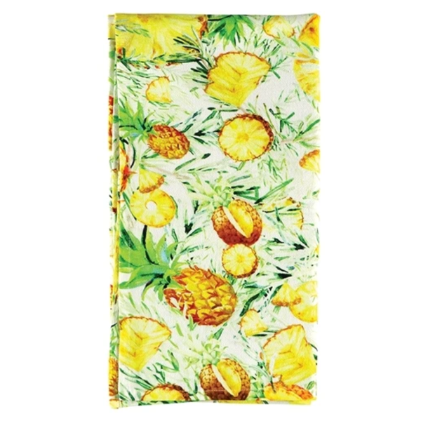 Caren Rosemary Pineapple Flour Stack Towel