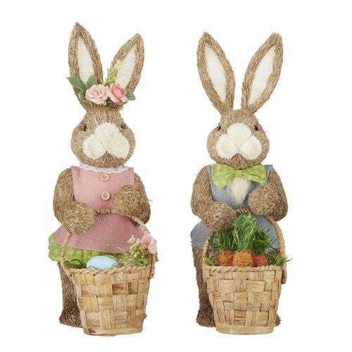 Bunny with Basket