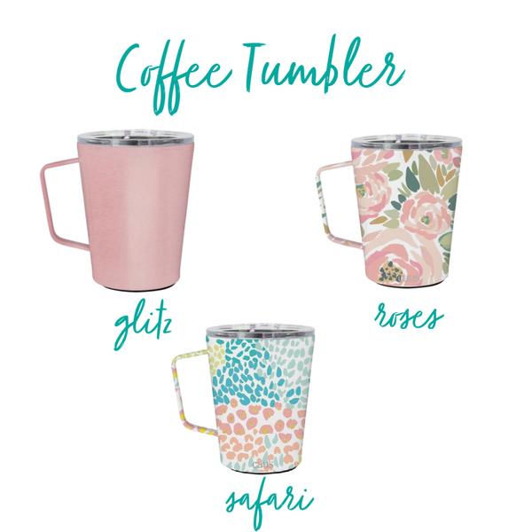 CAUS Coffee Tumbler w/ Handle