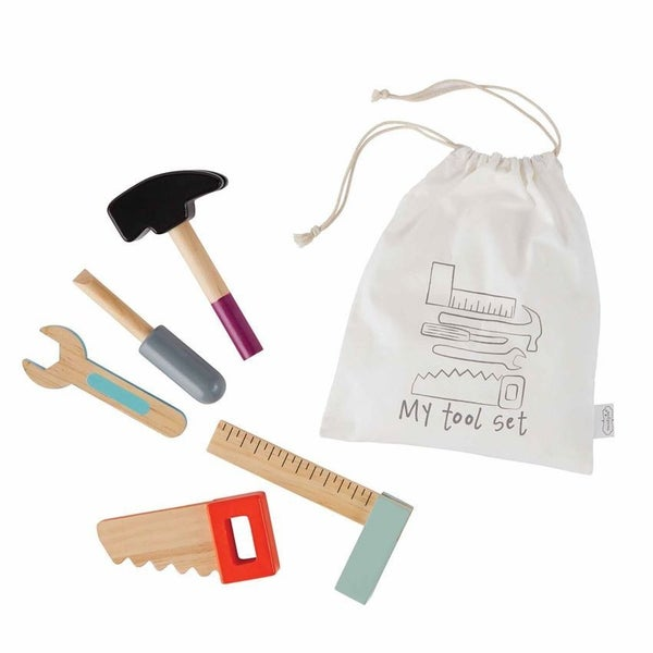 Tool Wood Toy Play Set